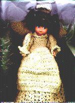 (Crochethook) Adriana the Kitchen Angel