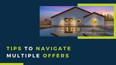 how to navigate multiple offers Home Buying Tips, Home Buying Process, Self Promotion, First Time Home Buyers, Real Estate Tips, Growing Your Business, Real Estate Marketing, Home Improvement, Social Media