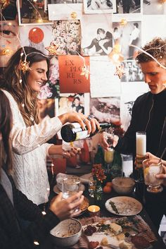 Friendsgiving NYC X Urban Outfitters | By Tezza