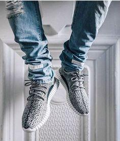 43fb9484018e0 grey yeezys  Sneakers Calzado Hombre