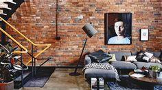 living room industrial-exposed-brick-mar15