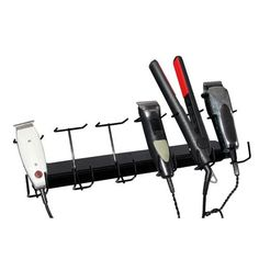 Barbermate 6 set Clipper Holder sale by Keller International. Keep those pro hair tools secure! Shop barber & salon supply now! Mobile Barber, Hair Tool Organizer, Barber Clippers, Barber School, Hair Cutting Techniques, Barber Shop Decor, Barber Supplies, Salon Equipment, Salon Style