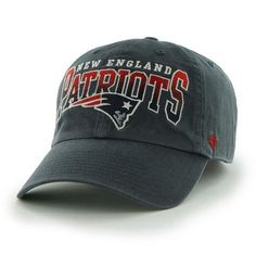 bc6538590fe  47 Brand Wingman Cap-Navy New England Patriots Merchandise