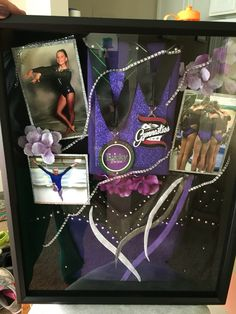 Gymnastics Shadow box