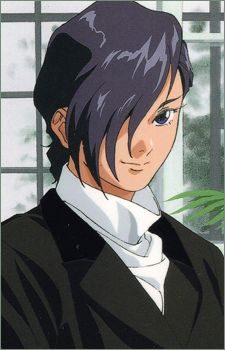 Lucrezia Noin from New Mobile Report Gundam Wing