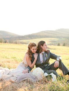 Again, bridging that seasonal gap- Summer to Fall! Wedding Blog New Years Styled Shoot by Eric Kelley Photography