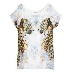 Rad | T-Shirt Leopard