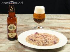 Risotto cipolla rossa e taleggio: Ricette di Cookaround | Cookaround