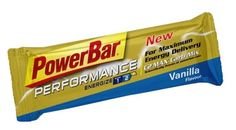 Powerbar Performance Bars - favorite flavors include: Vanilla, Cookies and Cream, Cherry and I'm assuming Coconut would be the bomb!