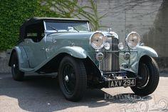Lagonda M45 T9 Rapide 1934.
