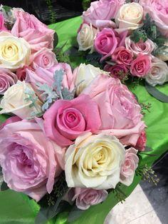 Summer rose wedding