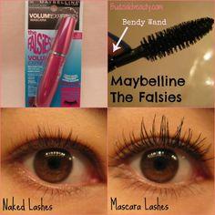 Maybelline The Falsies Mascara - Mascara Mayhem - Budziak Beauty