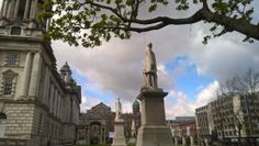 """My Research Trip to Belfast for """"And The Buntings Flew"""" Belfast City, Central Library, Buntings, Northern Ireland, Statue Of Liberty, Europe, Travel, Bunting Garland, Statue Of Liberty Facts"""