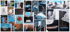 A Level Art Coursework: help for Art students ncea art exemplars excellence Roy Lichtenstein, David Hockney, Kunst Portfolio, Portfolio Ideas, A Level Art, Level 3, Visual Art Lessons, Pop Art, Art Alevel