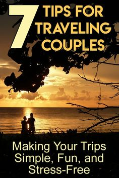 Tips for Travel Together as a Couple - Simple, Fun & Stress-Free Trips Travel Advice, Travel Guides, Travel Tips, Budget Travel, Winter Weekend Getaways, Weekend Trips, Travel Couple, Family Travel, Couples Vacation
