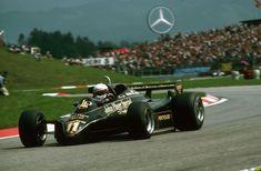Elio De Angelis, Lotus 91 GP D'Austria 1982