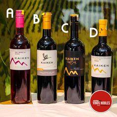 ¿Cuál de estos vinos es tu preferido? #VinosNobles #Wine #WineLovers
