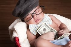 6 tips from Smart About Money can help young parents plan for the future.