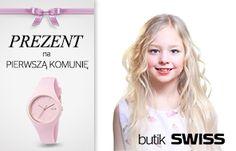 Idealny prezent - Pierwsza Komunia ! Zapraszamy do butiku Swiss Aleja Bielany ! :)
