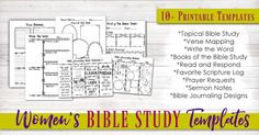 Family Bible Study Toolkit: Bible Study Resource Bundle - Faith Along the Way