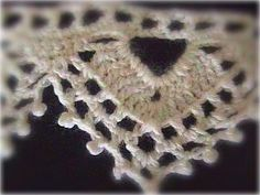 Picot and Lace Edging - Crochet Free Pattern ~~ K~~ MUST TRY!