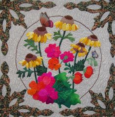 Hand quilting applique patterns New ideas Longarm Quilting, Free Motion Quilting, Hand Quilting, Quilting Projects, Quilting Designs, Quilting Tips, Easy Quilt Patterns, Applique Patterns, Applique Quilts