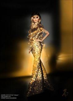 Golden girl Novantae