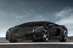 """Mansory reveals """"Black Diamond"""" Carbonado Aventador"""