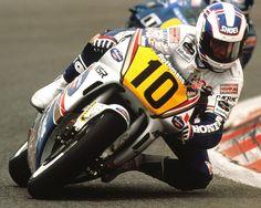 Wayne Gardner- Honda NSR 500