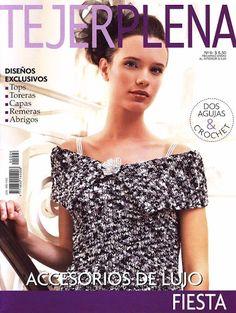 Tejer Plena Nº 006 – Melina Tejidos – Picasa tīmekļa albumi
