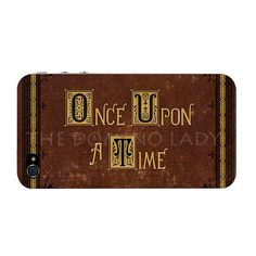 Once Upon A Time I Phone 5/5s Case Cover - Henry's Book - Fast US Shipping