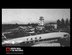 Fotografía de La Sabana en un Día de la Aviación. 1947.