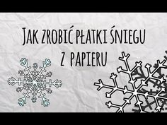 How to make and cut snowflakes, snowflake out of paper ? How to cut snowflakes out of paper ? How to do stars wi. Paper Christmas Ornaments, Christmas Decorations, Diy And Crafts, Paper Crafts, Paper Paper, Paper Snowflakes, How To Make Paper, Creative Home, Inspiration