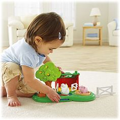 Shop for Little People® Pond & Pig Pen and buy something new for your little one to explore. Find the perfect Little People toddler toys right here at Fisher-Price.
