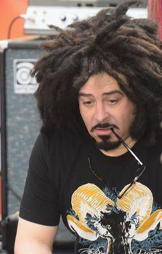 Adam Duritz Photos: Adam Duritz of Counting Crows