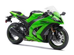 2011 Kawasaki Ninja ZX10R #motorcycles