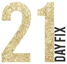 21 Day Fix example EATING PLAN!