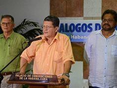 """Farc comienzan a hablar de """"un partido político abierto y legal""""   20140429 SANTOS Y EL FISCAL,CON IMPUNIDAD TOTAL, LEGALIZAN EL COMUNISMO CASTRO-CHAVISTA CON LA CREACIÓN DEL PARTIDO POLÍTICO BOLIVARIANO DE NARCO-FARC,"""