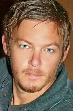 Norman Reedus is delicious.  One of the reasons I love The Walking Dead. ;)