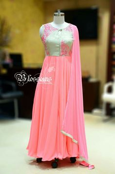 Anarkali Dress, Pakistani Dresses, Indian Dresses, Indian Outfits, Anarkali Suits, Indian Long Frocks, Gown Party Wear, Marriage Gown, Traditional Fashion