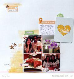 Amy Tan | Studio Calico July Kits