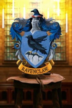 """Or yet in wise old Ravenclaw, if you've a ready mind. Where those of wit and learning will always find their kind."""
