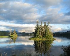 Thorne Bay in Tongass National Forest, Alaska