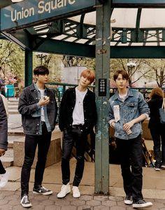 Johnny, Jaehyun e Doyoung