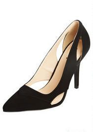 Marissa Cut Out Pointy Heel
