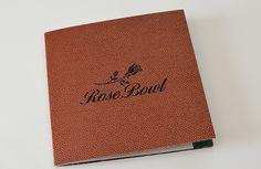 Mailer for the Rose Bowl Stadium