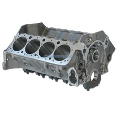 Dart 4.5 Bore Spacing Iron Eagle Block 31522342 SB Chevy. By spreading the cylinder bore centerlines from the standard 4.400 to 4.500, large bore sizes can be achieved with adequate head gasket sealing space between the cylinders.Bosses are added at the ends of the decks to accommodate two extra head studs, increasing clamping loads and improving gasket sealing. (The extra studs are also provided for in Darts new 4.500 bore space cylinder heads). These new blocks are ideal for big inch…
