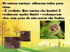 A castanha.Lili. Activities For Kids, Mobiles, Google, Children's Literature, Story Books, Seasons Of The Year, Activities, Truths, Authors