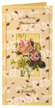 3D-Die-Cuts Flowers, Size A4, Lilac, Anemones, Garden Hyacinth-82104