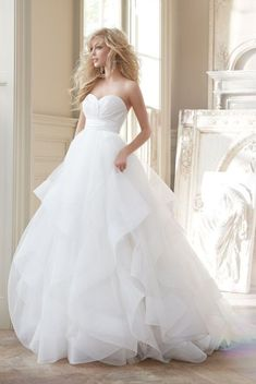 Oooo I never thought about a princess gown, but this is gorgeous.
